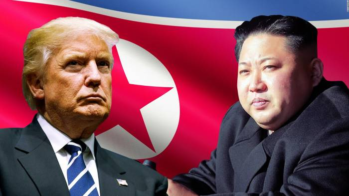 North Korea threatens to cancel Trump summit over US nuke demands