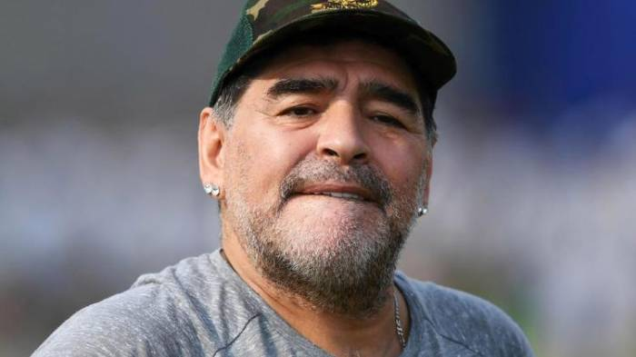 Maradona se convierte en presidente de un club de fútbol de Bielorrusia