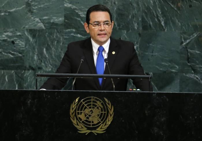 Guatemalan embassy opens in Jerusalem