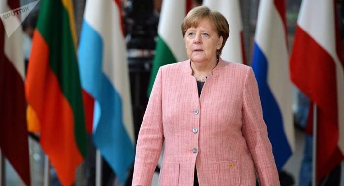 Merkel: Ohne diese Länder kann Syrien-Krise nicht gelöst werden