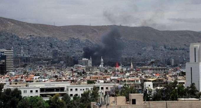 Terroristen-Beschuss in Zentrum von Damaskus – Todesopfer und Dutzende Verletzte