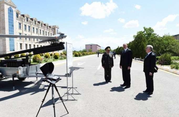 Ilham Aliyev: El Ejército de Najicheván puede destruir cualquier objetivo militar del enemigo
