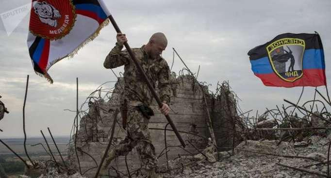 Donbass: Russisches Fernsehteam unter Beschuss geraten - Toningenieur verletzt