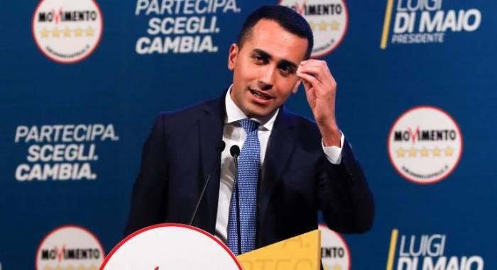 El Movimiento 5 Estrellas y la Liga cierran su pacto de Gobierno en Italia