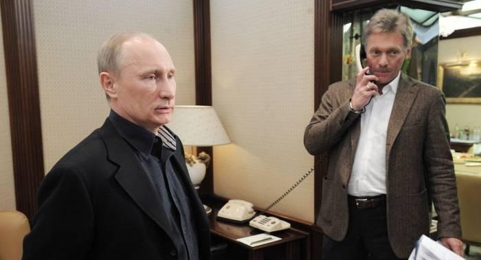 Peskow nennt Grund für Putins rege internationale Kontakte