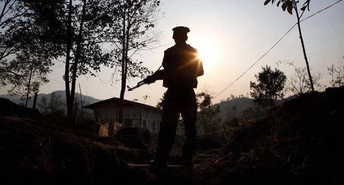 China verstärkt Sicherheitsvorkehrungen an Grenze zu Myanmar
