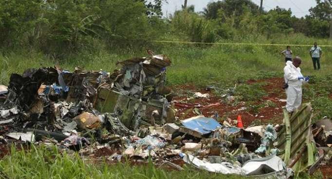 México enviará a Cuba especialistas para la investigación de accidente de avión Boeing 737