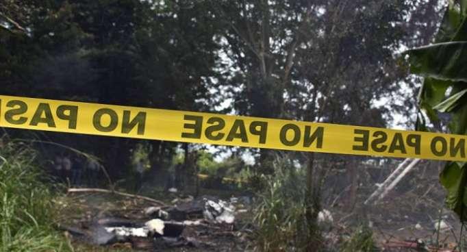 Identifican a 33 víctimas del fatal accidente aéreo en Cuba