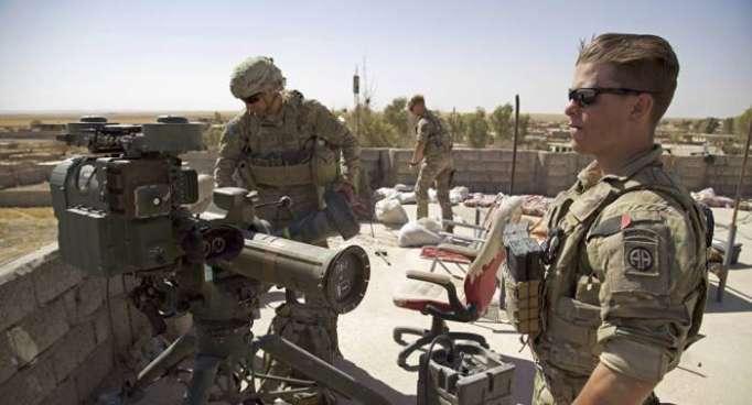 US-Koalition bestreitet Luftangriffe auf Syrien von Irak aus