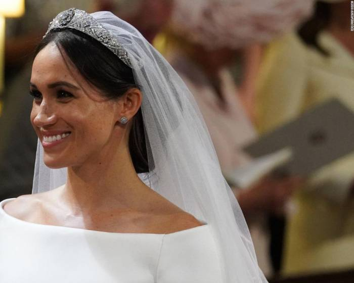 Royal family website notes Meghan