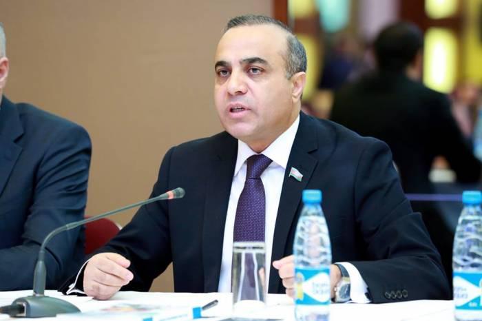 PACE sanction on Samad Seyidov 'unfair': OSCE PA vice-president