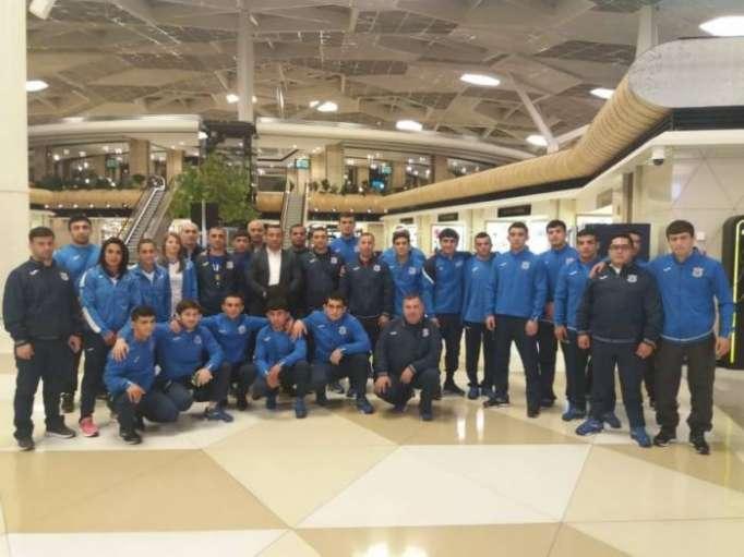 Moskau: Aserbaidschans Athleten gewinnen bei WM 11 Medaillen