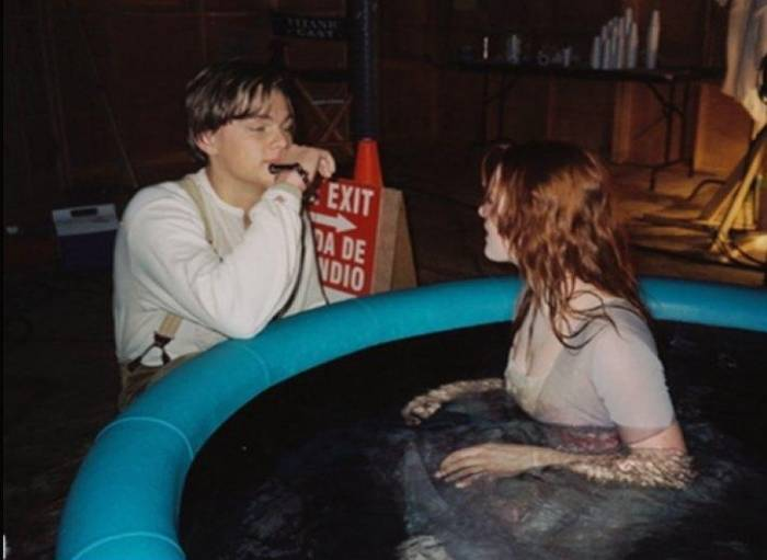 21 shots reveal what's hidden behind the scenes of cult movies - PHOTOS