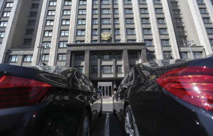 Russia's State Duma passes law on counter-sanctions against US, unfriendly states