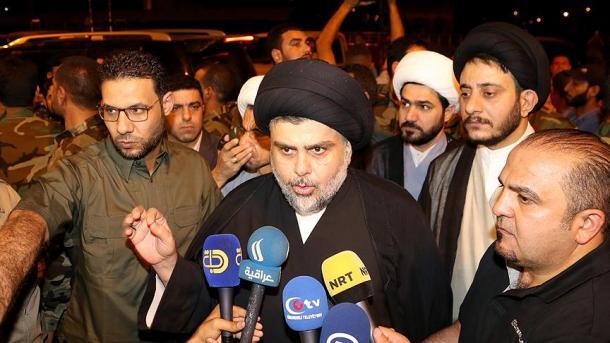 Irakischer Schiitenführer Muktada al-Sadr ruft zur Einheit aller Schichten auf