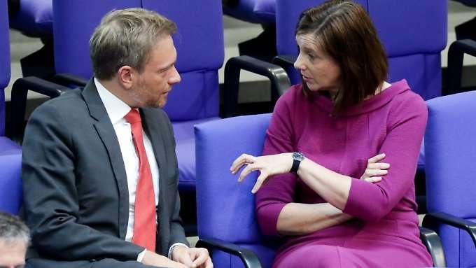 Warum will die FDP einen U-Ausschuss?