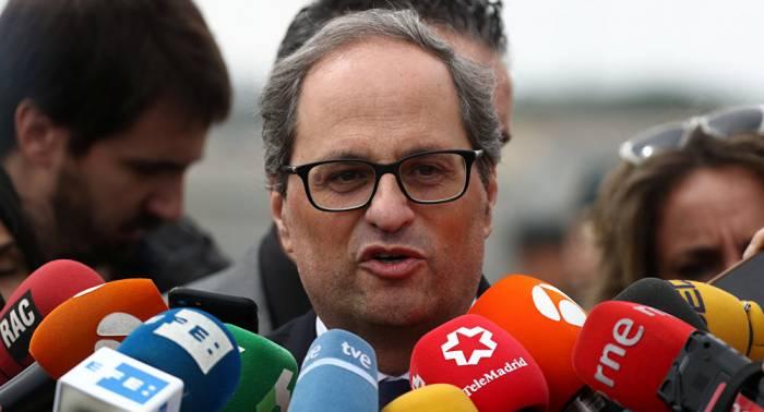 El Gobierno español mantiene el veto al Ejecutivo de Torra en Cataluña