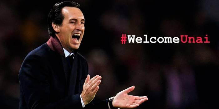 Oficial: Unai Emery es el nuevo entrenador del Arsenal