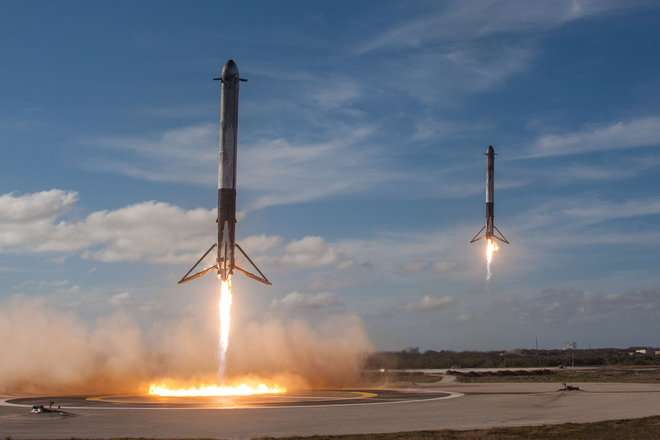 SpaceX launches satellites to monitor fluctuating water levels