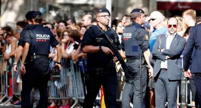 La Audiencia Nacional finaliza la instrucción de la causa contra la Policía catalana