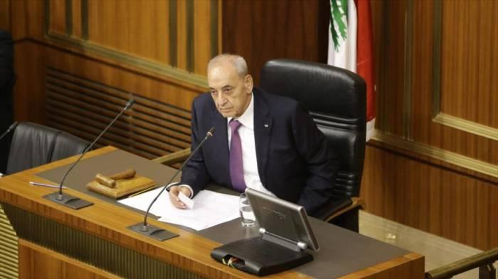 Nabih Berri es reelecto presidente del Parlamento de El Líbano