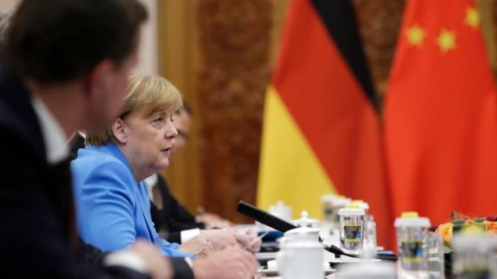 Merkel fordert besseren Marktzugang von China