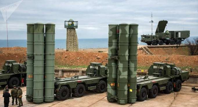 US presses Turkey to drop plans to buy Russian S-400 air defense systems