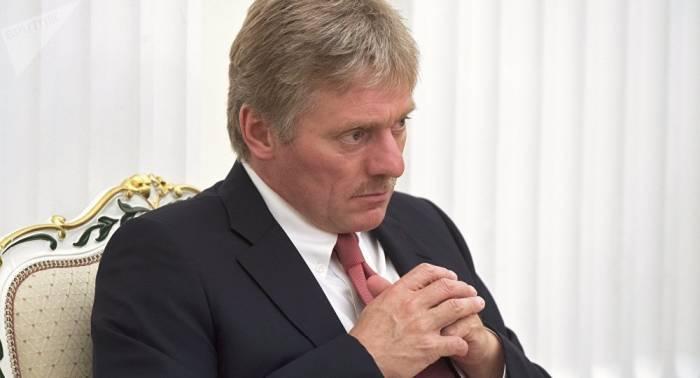 Peskow klärt auf: Darum ist internationale Blockade von Russland unmöglich