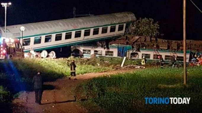 Zwei Tote bei Zugunglück in Italien