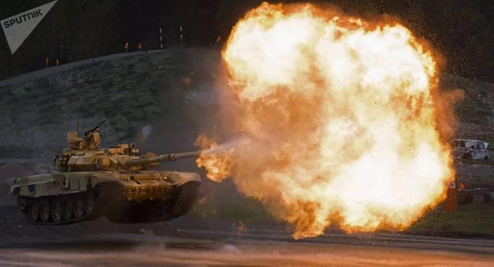 Plasmaschutz für russische Panzer: Angreifer verdampft bei 30.000 Grad