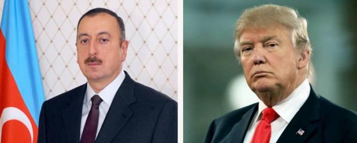 Seiner Exzellenz dem Präsidenten der Republik Aserbaidschan Herrn Ilham Aliyev