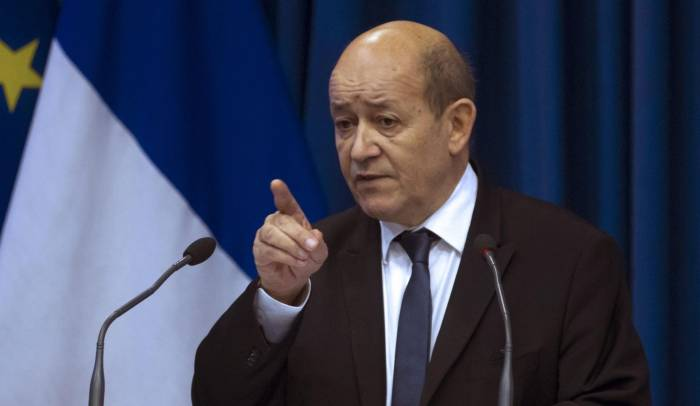 France's FM due in Azerbaijan