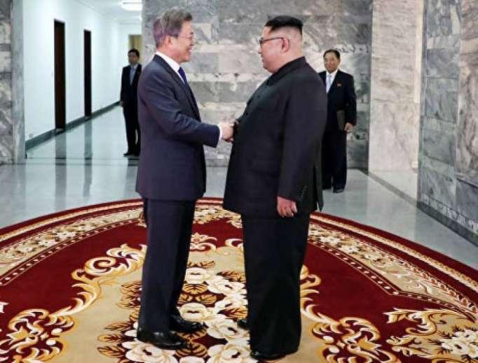 Koreya liderləri yenidən görüşəcək