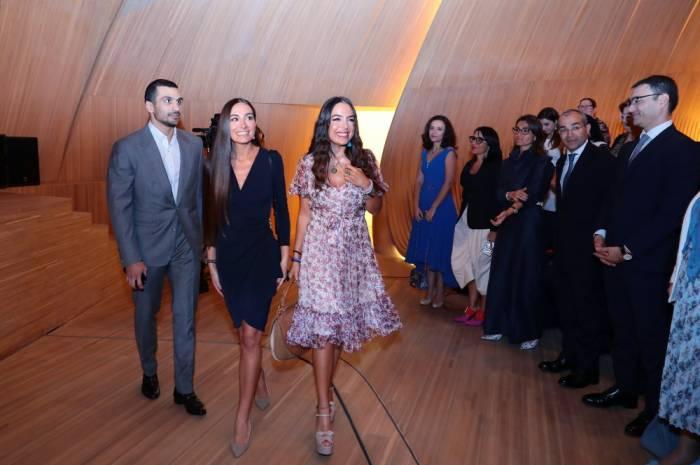 """En el Centro Heydar Aliyev, tuvo lugar la presentación de la película """"la Última sesión"""""""