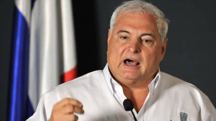 Expresidente panameño Martinelli asegura que hizo favores a EEUU