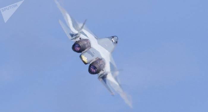 El Su-57 ruso ensayó nuevos misiles de crucero en Siria