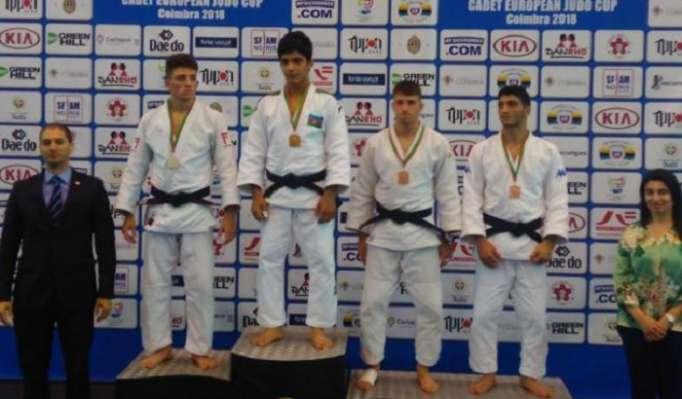 Cüdoçularımız Avropa kubokunda 8 medal qazanıb
