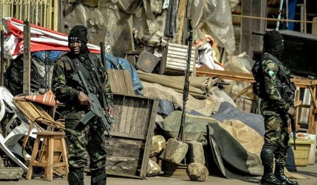 Dozens killed in Cameroon
