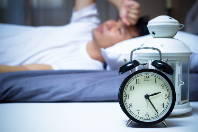Insomnia causes brain to 'eat itself' and may lead to Alzheimer's