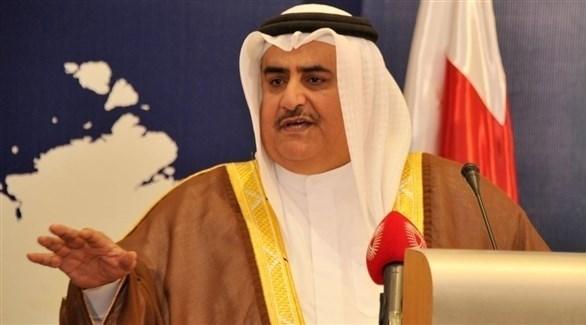 الخارجية البحرينية تنفي تصريحاً منسوباً لوزيرها حول أزمة قطر