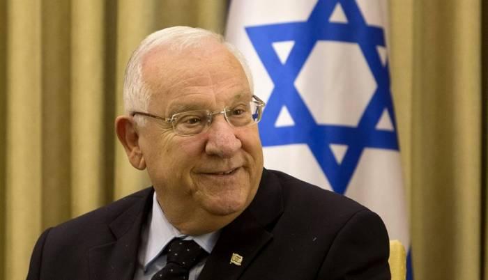 İsrail prezidenti İlham Əliyevə məktub göndərdi