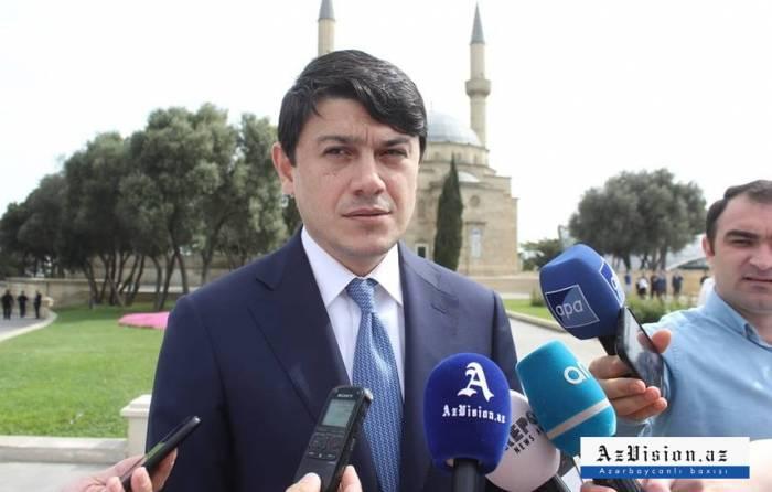"""""""Diaspor Komitəsində kadr dəyişiklikləri olacaq"""" - Fuad Muradov (VİDEO)"""