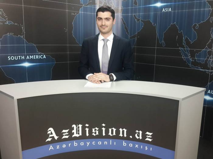 AzVision TV releases new edition of news in English for May 10- VIDEO