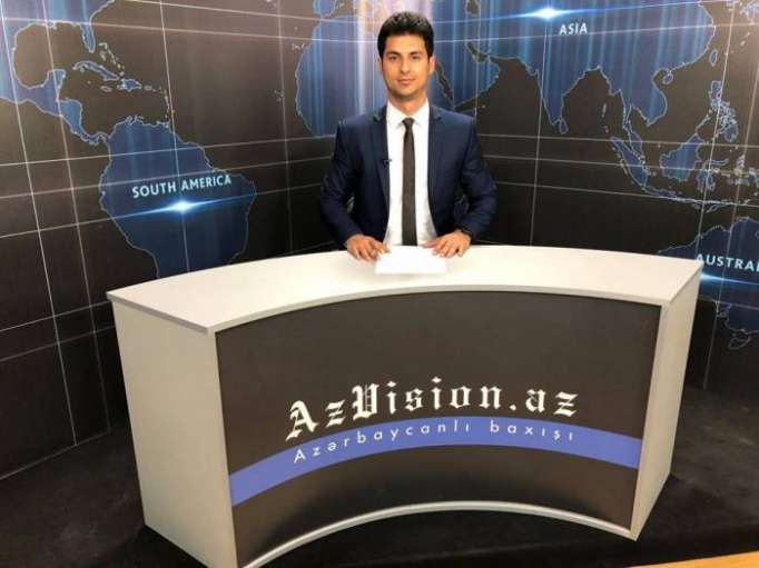 AzVision TV releases new edition of news in German for May 11- VIDEO
