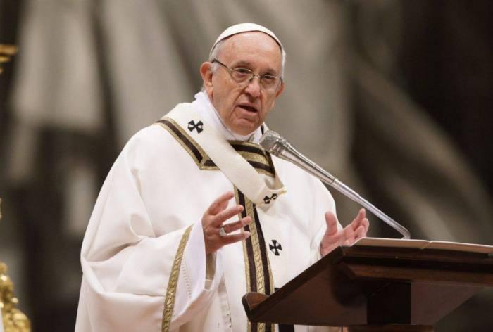"""Roma Papasından Qüds açıqlaması: """"Çox narahatam..."""""""