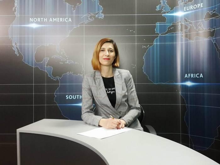 AzVision TV:Die wichtigsten Videonachrichten des Tages auf Englisch(15 Mai)-VIDEO