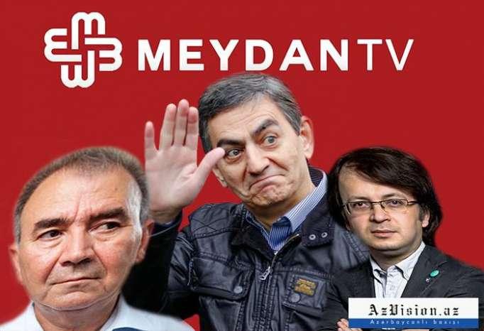 """Cəmil Həsənlini """"Meydan""""da ifşa etdilər - FOTOFAKT"""
