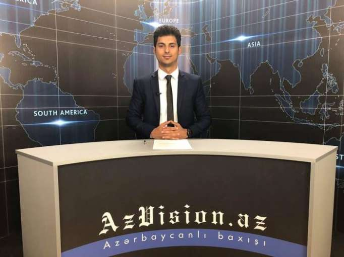 AzVision TV releases new edition of news in German for May 16-VIDEO