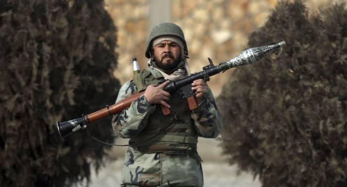 جنرال روسي يكشف عدد المسلحين شمال أفغانستان