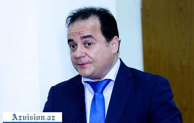 """""""España tiene la intención de fomentar las relaciones de toda índole con Azerbaiyán""""- Embajador español (En exlusiva)"""